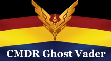 CMDR Ghost Vader